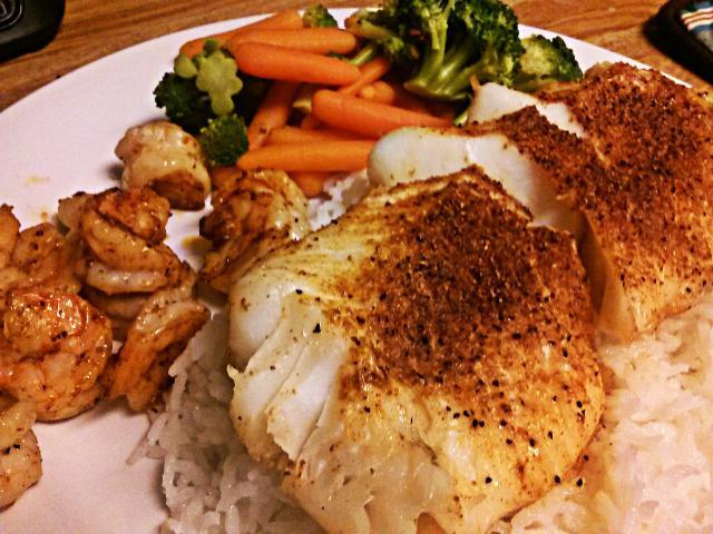 конгрио креветочная рыба рецепты в духовке с фото