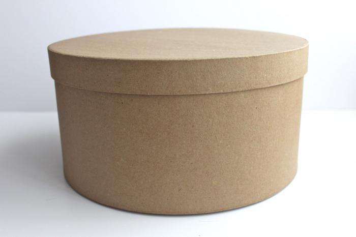 how to make a cardboard box