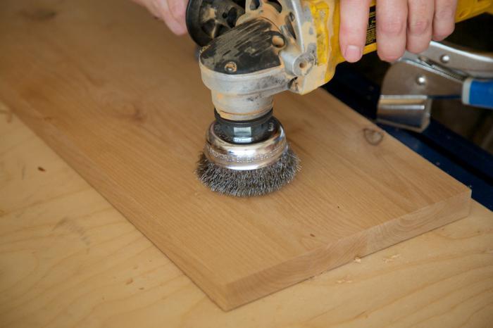 браширование древесины своими руками инструменты