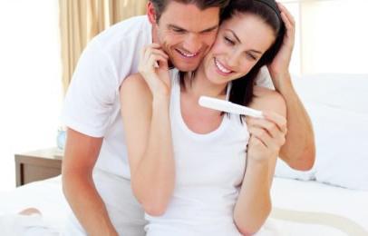 Месячные при первом месяце беременности