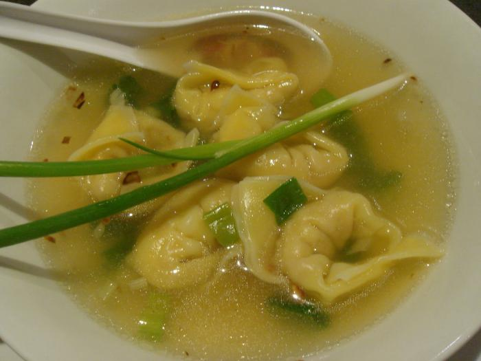 how to cook soup with dumplings