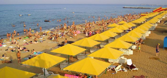 Песчаные пляжи в феодосии 56