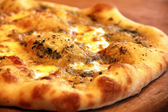 Pizza dough italian recipe