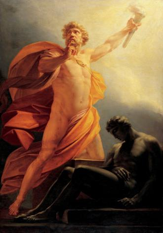 greek gods patrons