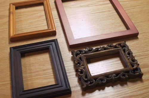Как сделать деревянную рамку для своими