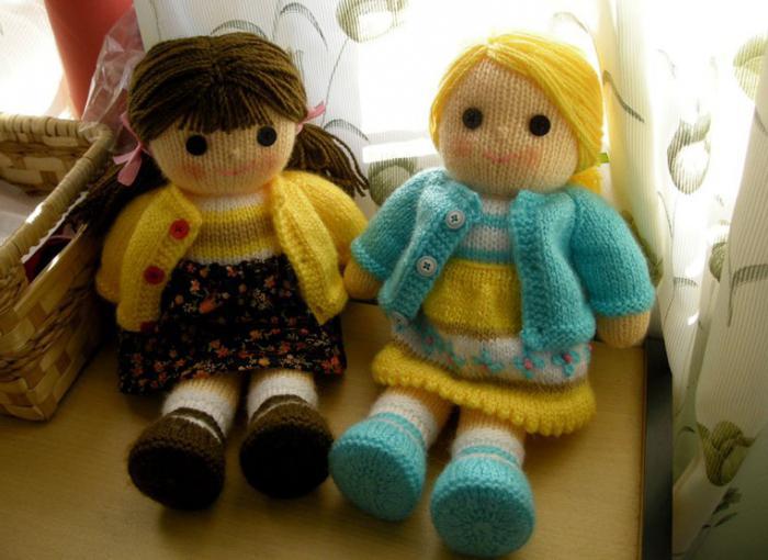 Как сшить куклу? Куклы своими руками: выкройки, инструкции