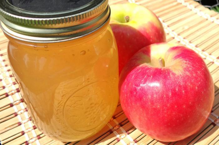 Как приготовить яблочный джем? Рецепты и советы :: SYL.ru