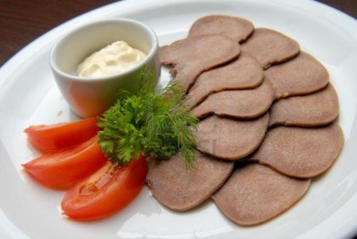 свиной язык рецепты приготовления сколько варить