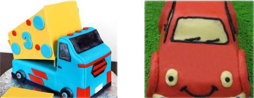Детские торты из мастики
