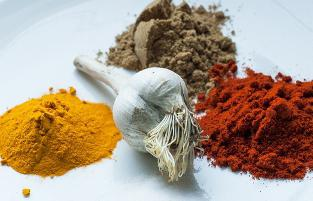 spices for pilaf