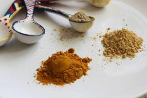 what spices are needed for pilaf