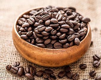 как сделать кофейный топиарий