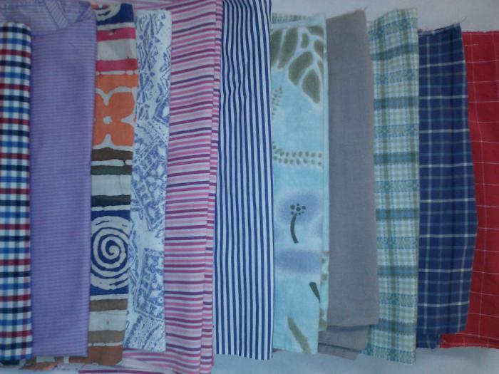 Чем приклеить ткань к ткани в домашних условиях