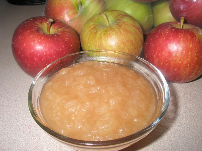 рецепт яблочного пюре в мультиварке для грудничка