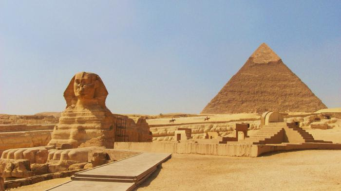 what pyramids in egypt