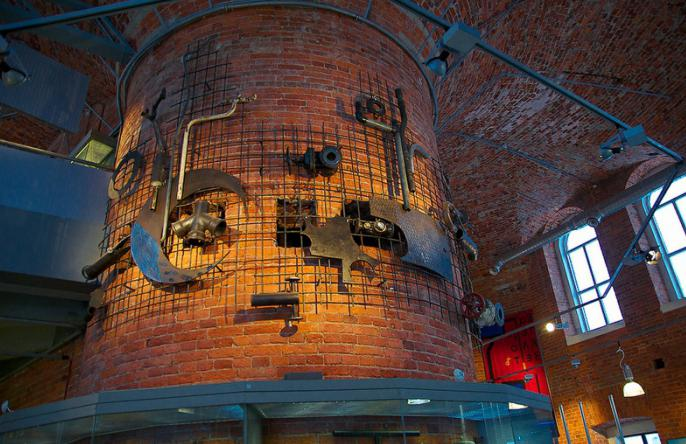 музей воды санкт петербург фото жж монарду