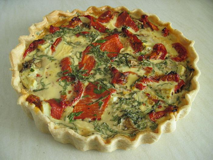 пирог с красной рыбой в мультиварке рецепты
