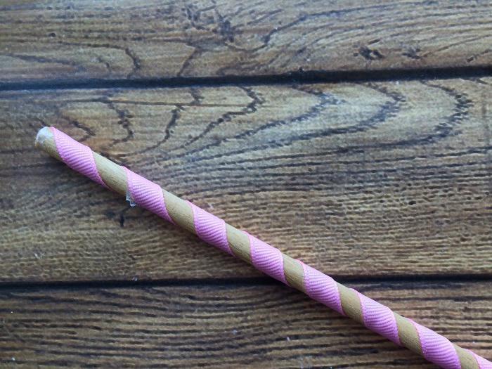 Как сделать волшебную палочку из карандаша видео на русском