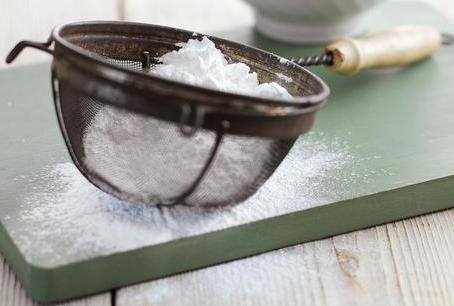 powdered sugar recipe
