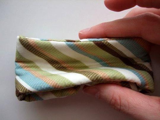Как сшить бабочку (галстук)?