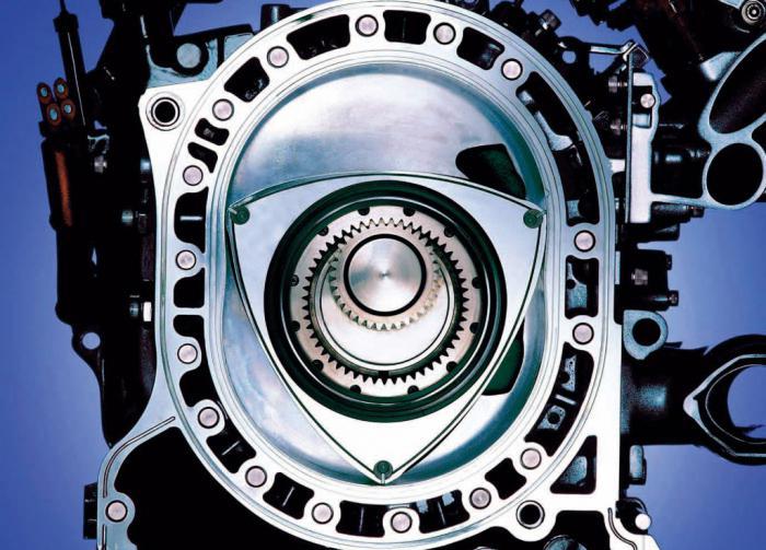 принцип работы роторного двигателя мазда