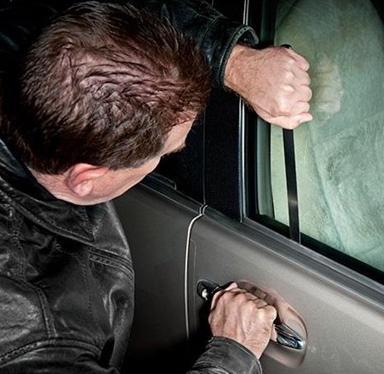 открыть дверь автомобиля без ключа