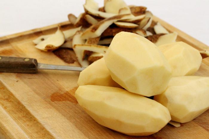 К чему снится полное ведро картошки