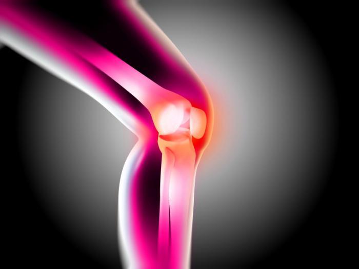 остеоартроз колена 1 степени
