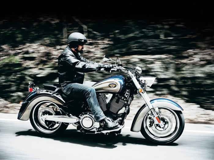 Какой мотоцикл для начинающих
