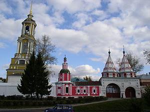 Vladimir-Suzdal attractions