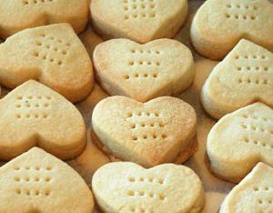 песочное детское печенье рецепт