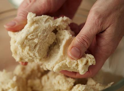 Детское творожное печенье рецепт