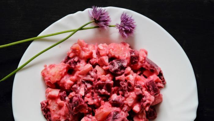 calorie vinaigrette with sauerkraut
