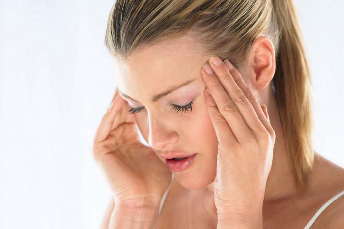 Особенности головной боли и сочетаемость симптомов