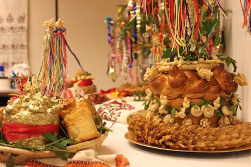 wedding loaf decoration