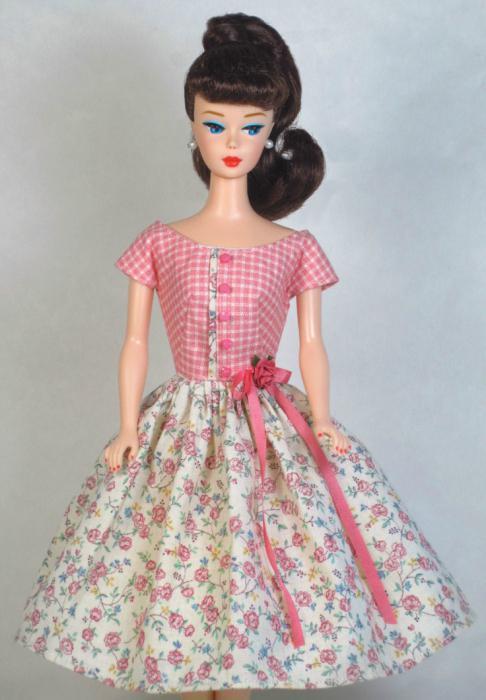 Своими руками платья из ткани куклам