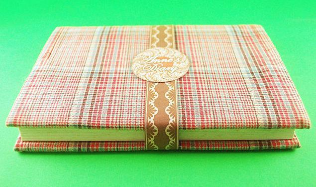 как сделать красивый дневник