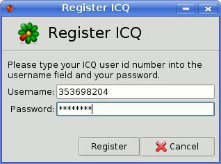 Как зарегистрироваться в аське (ICQ) - YouTube