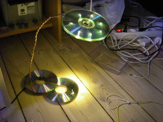 Светодиодный светильник на 3 в своими руками