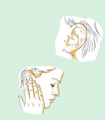 Как самому промыть ухо
