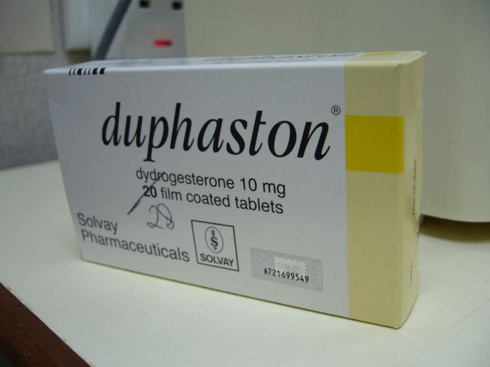 Дюфастон при эндометриозе и миоме - лечение прием отзывы врачей