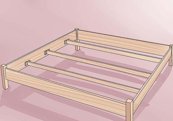 double beds do it yourself
