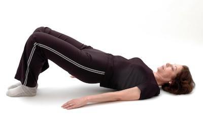 упражнения при опущении