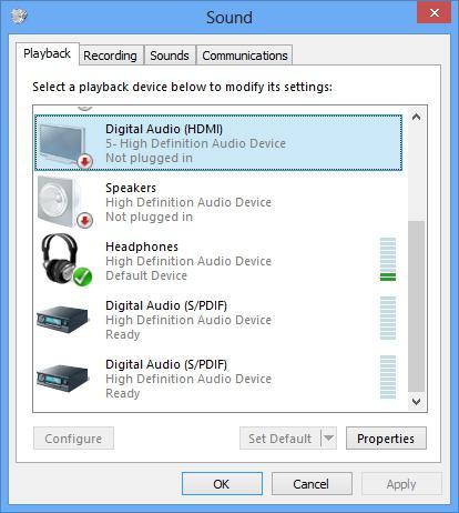 Как восстановить звук в компьютере windows