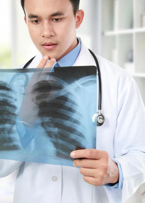 рентген грудной клетки как делают