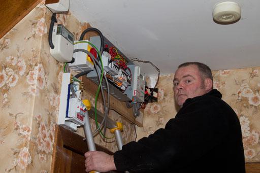 Замена счетчика электроэнергии в квартире