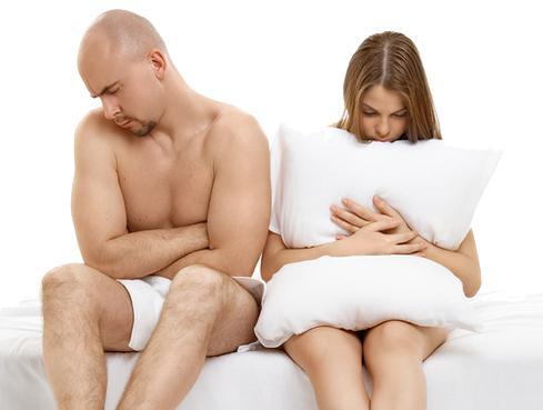 Как усилить потенцию с женой