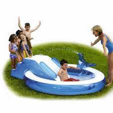 Чем заклеить надувной бассейн в домашних