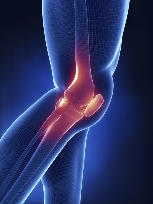 Причины боли в коленях. Что делать если болят колени