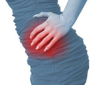 Боли в низу живота при беременности с левой стороны